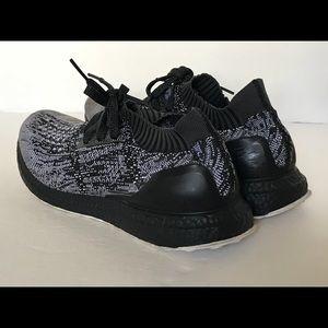 adidas Shoes - Adidas Ultra Boost Uncaged Glitch Camo Triple Blck